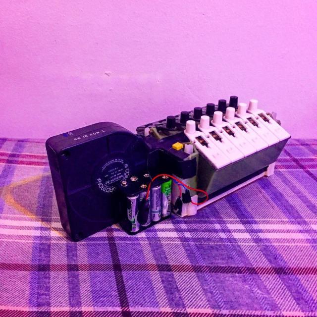 Modified Chord Organ